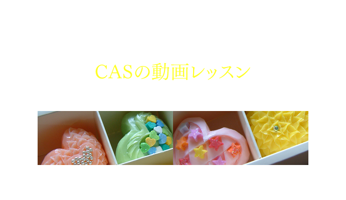 CASの動画レッスン